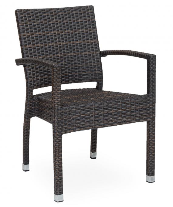 Kėdė RESTO su porankiais