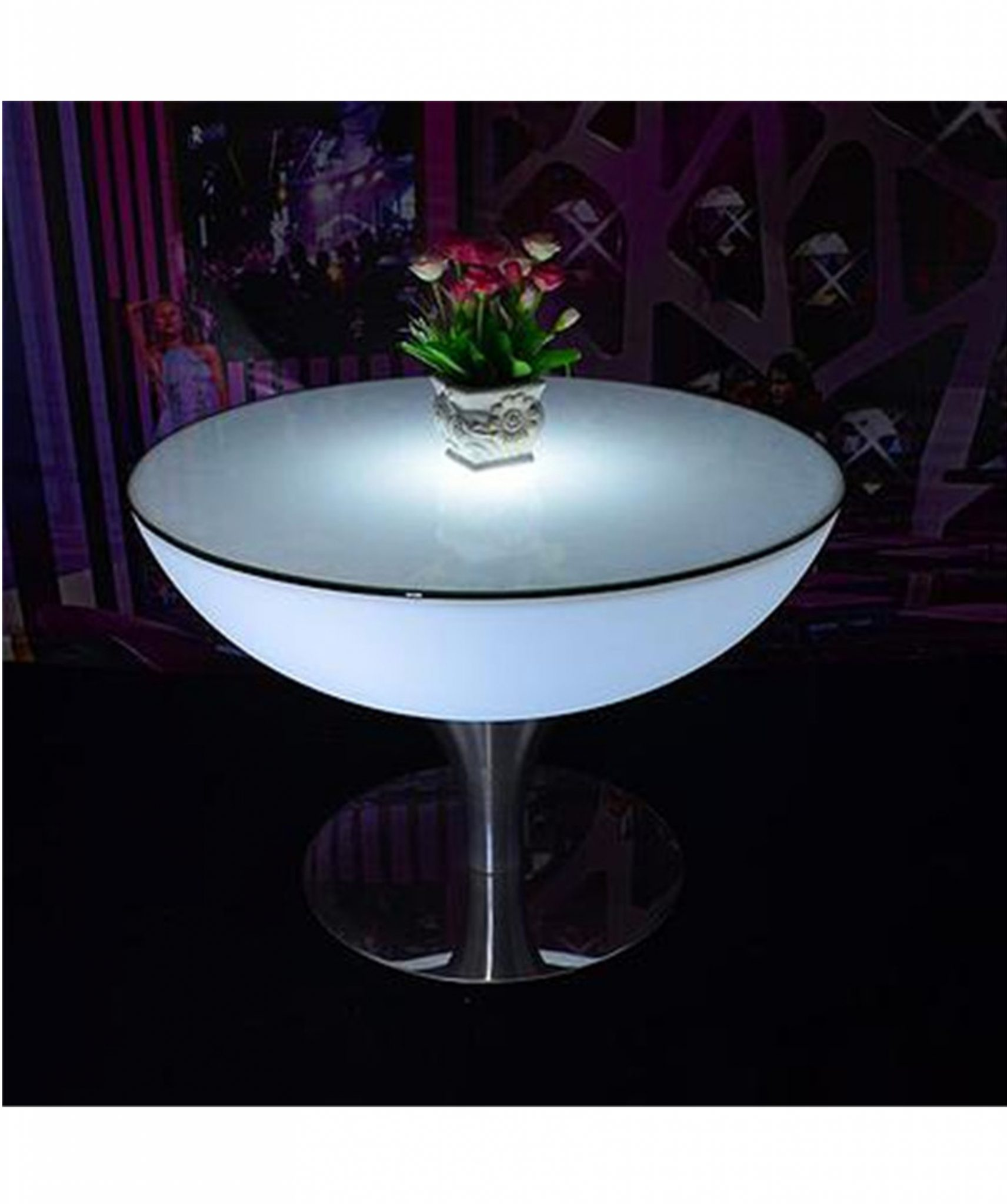 Side Table Opruiming.Hot Sale Waterproof Rgb Color Led Coffee Table Liramta Baldai