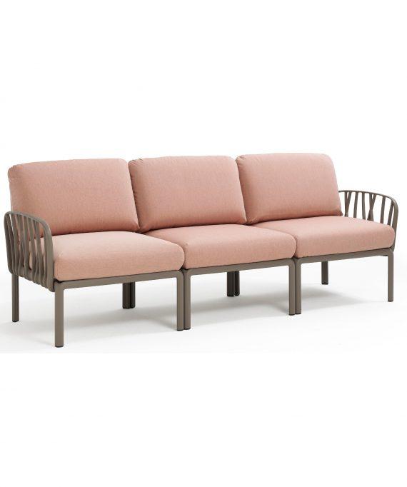 Komplektas - sofa KOMODO 3